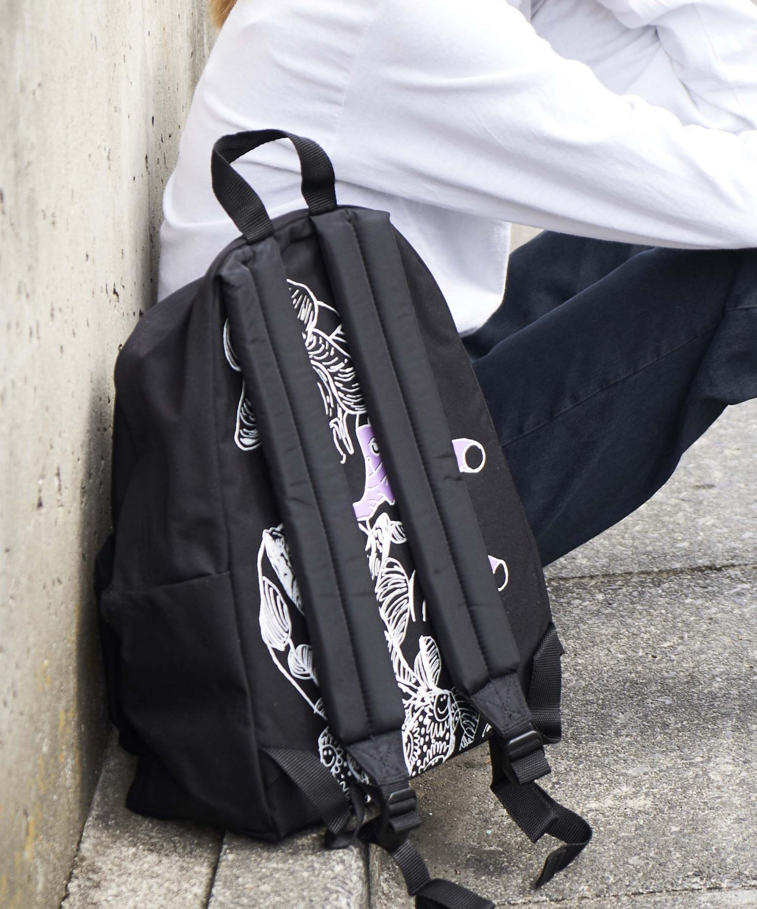 <img class='new_mark_img1' src='https://img.shop-pro.jp/img/new/icons15.gif' style='border:none;display:inline;margin:0px;padding:0px;width:auto;' />【REBIRTHPROJECT × EASTPAK 】PADDED PAK'R by オートモアイ(5月中旬お届け)