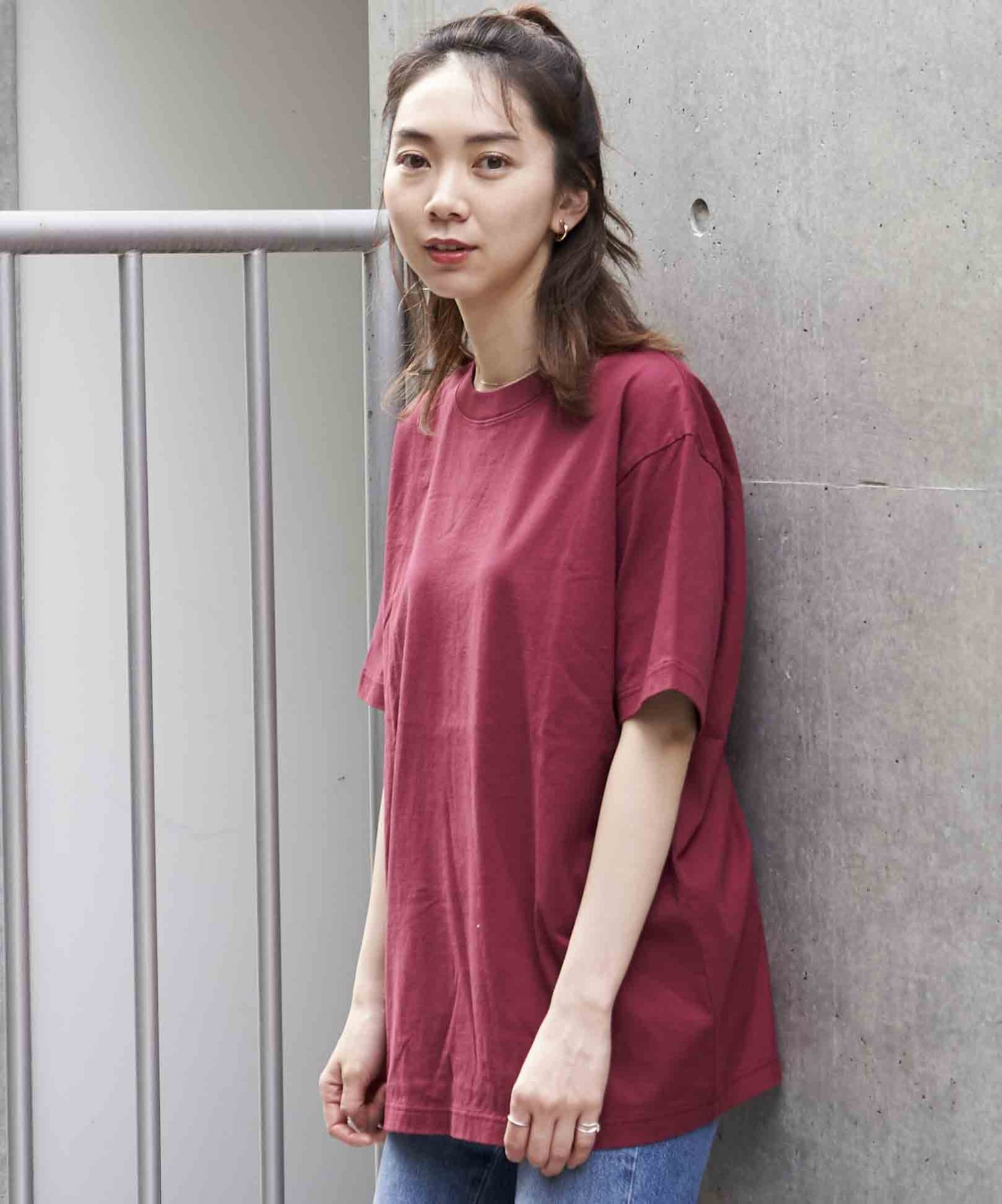 <img class='new_mark_img1' src='https://img.shop-pro.jp/img/new/icons15.gif' style='border:none;display:inline;margin:0px;padding:0px;width:auto;' />【REBIRTH PROJECT】SOUL COTTON T-shirt  BGD