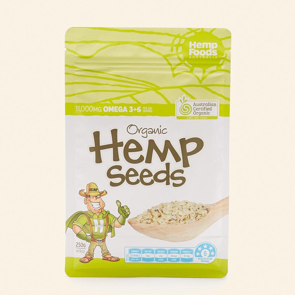 【Hemp Foods Japan】ヘンプシード 250g