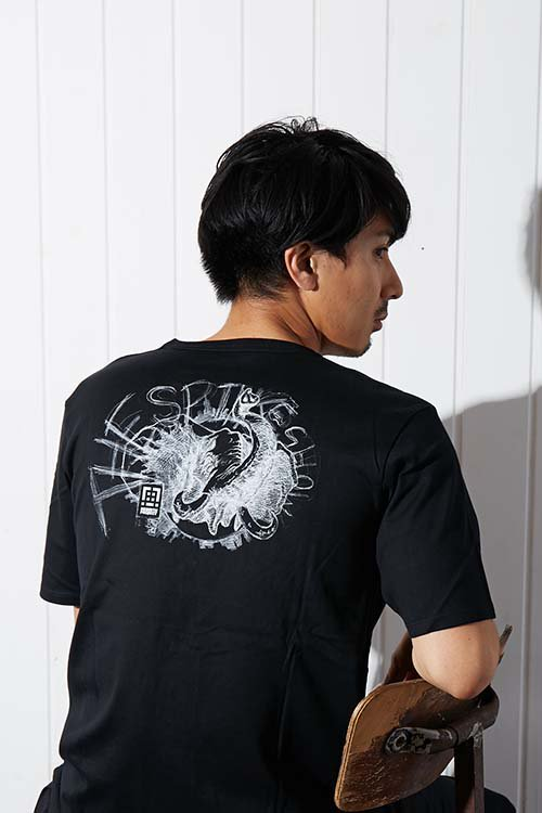 【REBIRTH PROJECT】プレオーガニックコットンTシャツ < The Spike Show>