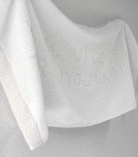 【REBIRTH PROJECT】MENERGY 輝きライン バスタオル