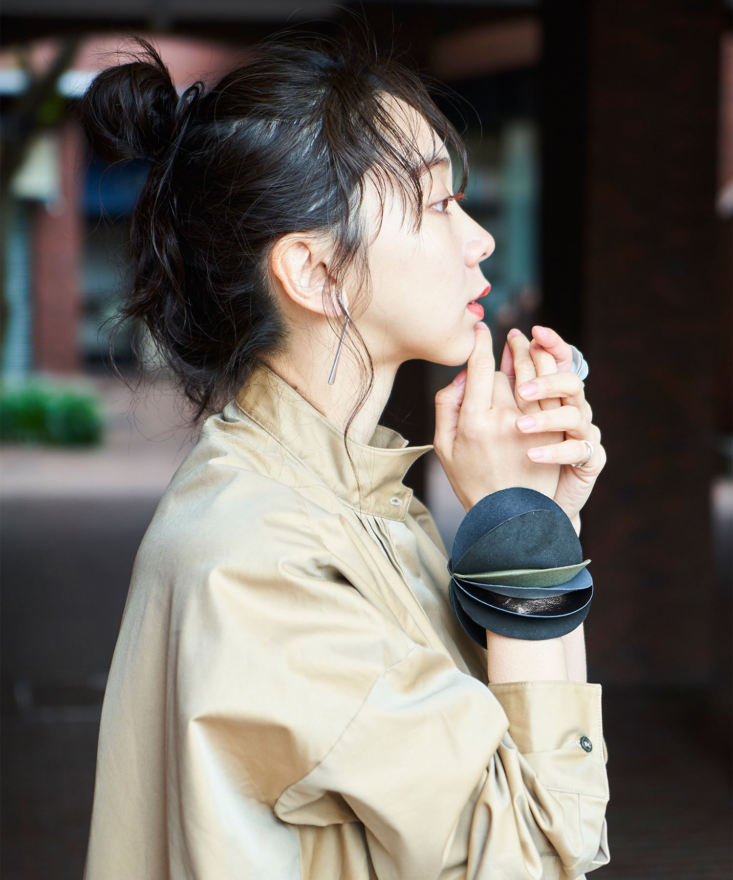 【REBIRTH PROJECT】INOCHIKA × eri, コラボブレスレット