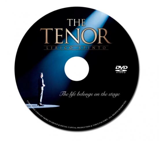 ザ・テノール 真実の物語 DVD