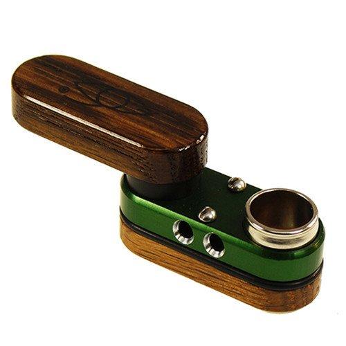 MonkeyPipeモンキーパイプファースト[GREEN]グリーン12mmスクリーン5枚付属