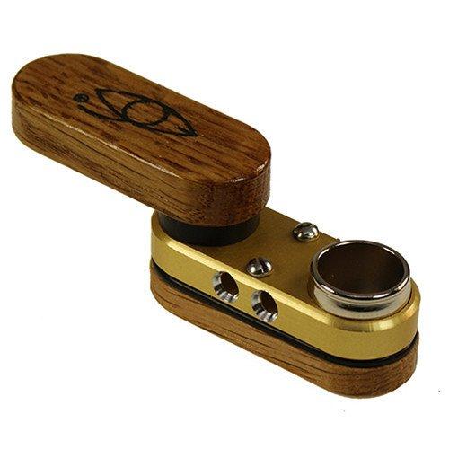 MonkeyPipeモンキーパイプファースト[GOLD]ゴールド12mmスクリーン5枚付属