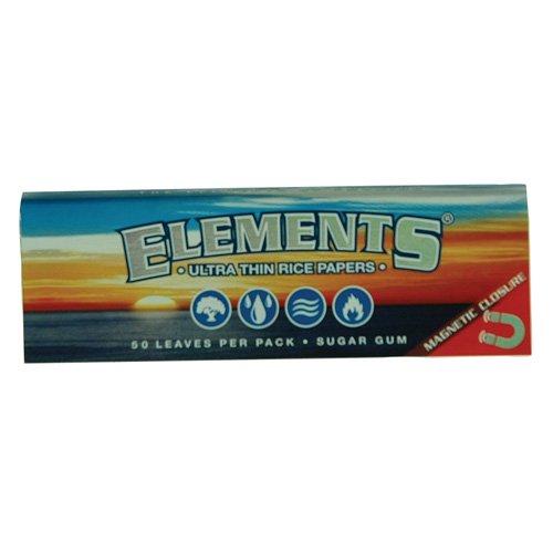 ELEMENTSエレメンツ(1 1/4サイズ50枚綴り)