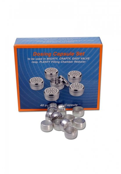 Dosing Capsule Set for Herbs (Mighty & Crafty)