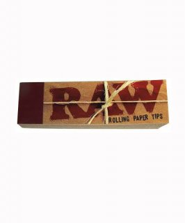 raw paper filter
