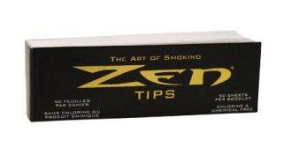 zen  filter tips ミシン目有り