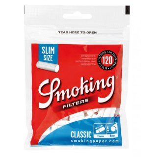 smoking slim filter