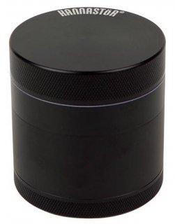 (喫煙具 巻きたばこ)kannastor grinder (カナスターグラインダー)small 5.6cm all alumium 4 part