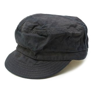 GO HEMP ゴーヘンプBAKER CAP /  CANVAS/CHAROOAL3