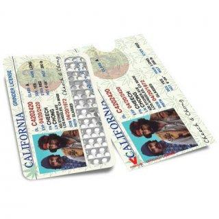 Cheech&Chong チーチ&チョン /ライセンス カードグラインダー