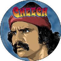 Cheech&Chong ステッカーチーチ