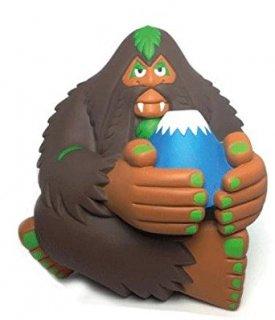 Bigfoot(ビックフット) x Dragatomi Mountain Spirit Fujisan 富士山 フィギュア/I-PATH(アイパス)
