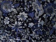 ローン フラワーフィールド 藍紫