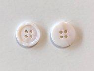 淡水真珠貝ボタン サクラ色 15mm