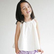 Summer flare blouse<br>サマーフレアーブラウス<br>Ivory<br>『lili』 <br>16SS