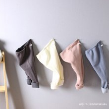 シンプルウォームレギンス<br>Simple Warm Leggings<br>Sora/Pink/Ivory/Gray<br>『Lune』<br>16FW