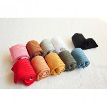 Vine Socks<br>Red/Orange/Yellow/Khaki/Blue/Pink/Camel/Black<br>『Sweven』 <br>17SS