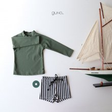 Columbia swim suit<br>Green boy set<br>『guno.』<br>17SS<br>定価<s>3,800円</s> <b>20%Off</b>