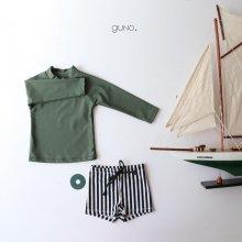 Columbia swim suit<br>Green boy set<br>『guno.』<br>17SS<br>定価<s>3,800円</s><b>20%Off</b>