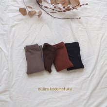 Co winter leggings<br>5 Color<br>『cotton mill』<br>17FW<br>定価<s>1,600円</s><b>10%Off</b>