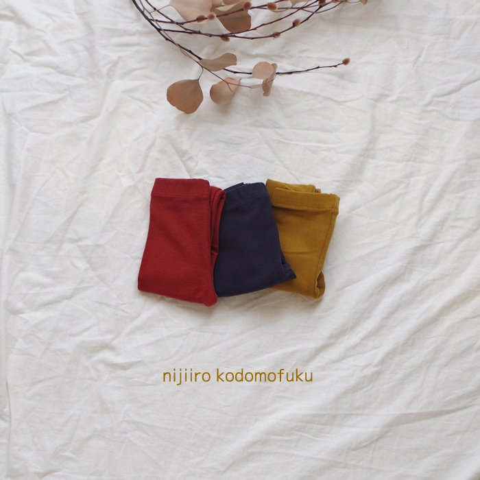 Co winter leggings3 Color『cotton mil...