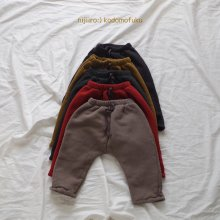 Winter daily pants『select』17FW定価2,400円 20%Off