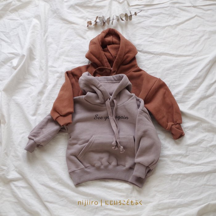Hood Sweatshirt2 Color『Select』17FW