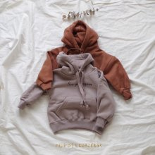 Hood Sweatshirt<br>2 Color<br>『Select』<br>17FW<br>定価<s>3,080円</s>&nbsp;<b>20%Off</b>