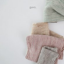 stripe scarf<br>4 Color<br>『guno・』<br>18SS