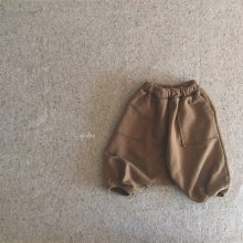 derby pants<br>brown<br>『O'ahu』<br>18SS<br>定価<s>2,800円</s> <b>20%Off</b>