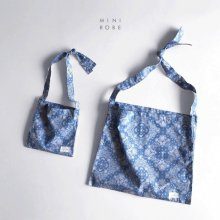 Paisley Bags<br>navy<br>『MINI ROBE』<br>18SS
