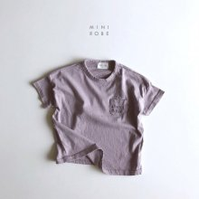 Hot Milk T<br>lavender<br>『MINI ROBE』<br>18SS<br>定価<s>1,600円</s>&nbsp;<b>20%Off</b>