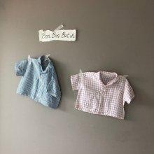 milka linen shirt<br>2 color<br>『Bon Bon Butick』<br>18SS