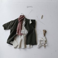 november long jk<br>khaki<br>『guno・』<br>18FW <br>定価<s>5,700円</s>&nbsp;<b>10%Off</b>