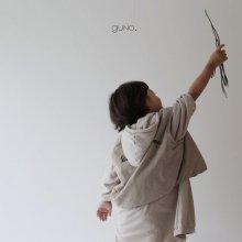duchamp padding vest<br>beige<br>『guno・』<br>18FW <br>定価<s>4,080円</s><b>10%Off</b>