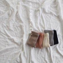 Co Rib leggings<br>5 color<br>『cottonmill』<br>18FW