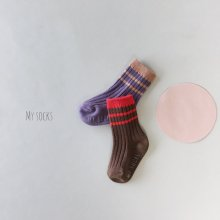 Onion set<br>2 color 1 set<br>『MY SOCKS』<br>18FW