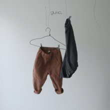 pocket pt<br>brick brown<br>『guno・』<br>18FW<br>定価<s>3,400円</s> <b>10%Off</b>