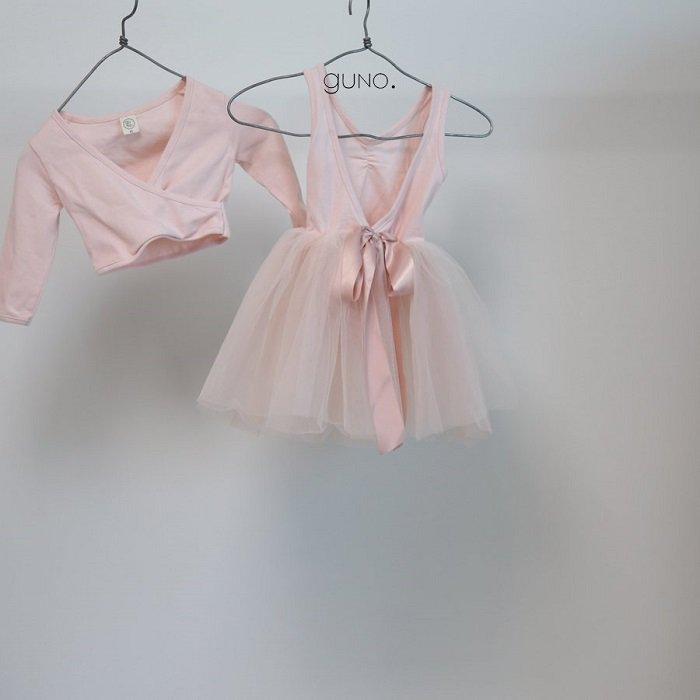 ballet Tpeach pink『guno・』18FW