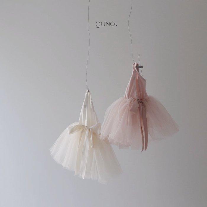 le ballet dresspeach pink『guno・』18FW