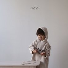 D&#233;sol&#233; hood ops<br>oatmeal<br>『guno・』<br>18FW <br>定価<s>4,400円</s>&nbsp;<b>10%Off</b>