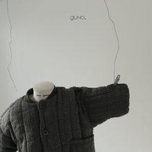 Moegi jk<br>Charcoal gray<br>『guno・』<br>18FW <br>XL