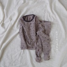 Dino home wear<br>gray<br>18FW<br>______Restock
