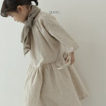 natural OPS<br>check<br>『guno・』<br>19SS <br>定価<s>4,300円</s>&nbsp;<b>10%Off</b>