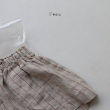Stripe skt<br>『 l'eau 』<br>19SS <br>定価<s>3,080円</s><br>XL
