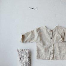 Arles shirts<br>muji beige<br>『l'eau』<br>19SS <br>______Restock