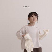 gilet deki T<br>ivory<br>『 l'eau 』<br>19SS